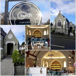 The Church Restaurant, Rostrevor