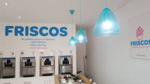 Fisco's Frozen Yogurt Bar