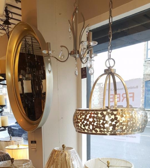 Popular Nickel Chandelier Pendant Newry