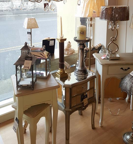 Giftware Shops Newry Small Tables