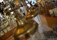 Bronze Kitchen Island Pendant Lamp