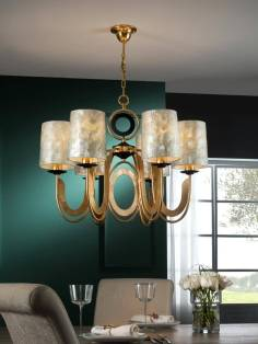 schuller-eden-pendant-lamp-6-lights-gold-leaf