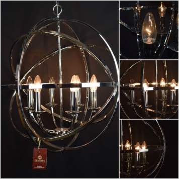 franklite-zany-chrome-ball-cage-ceiling-light-p790-32700_medium
